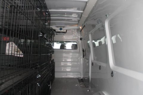 Transport canin Ambulanta veterinara